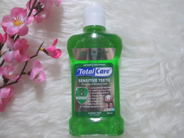 image review Total Care Sensitive Teeth