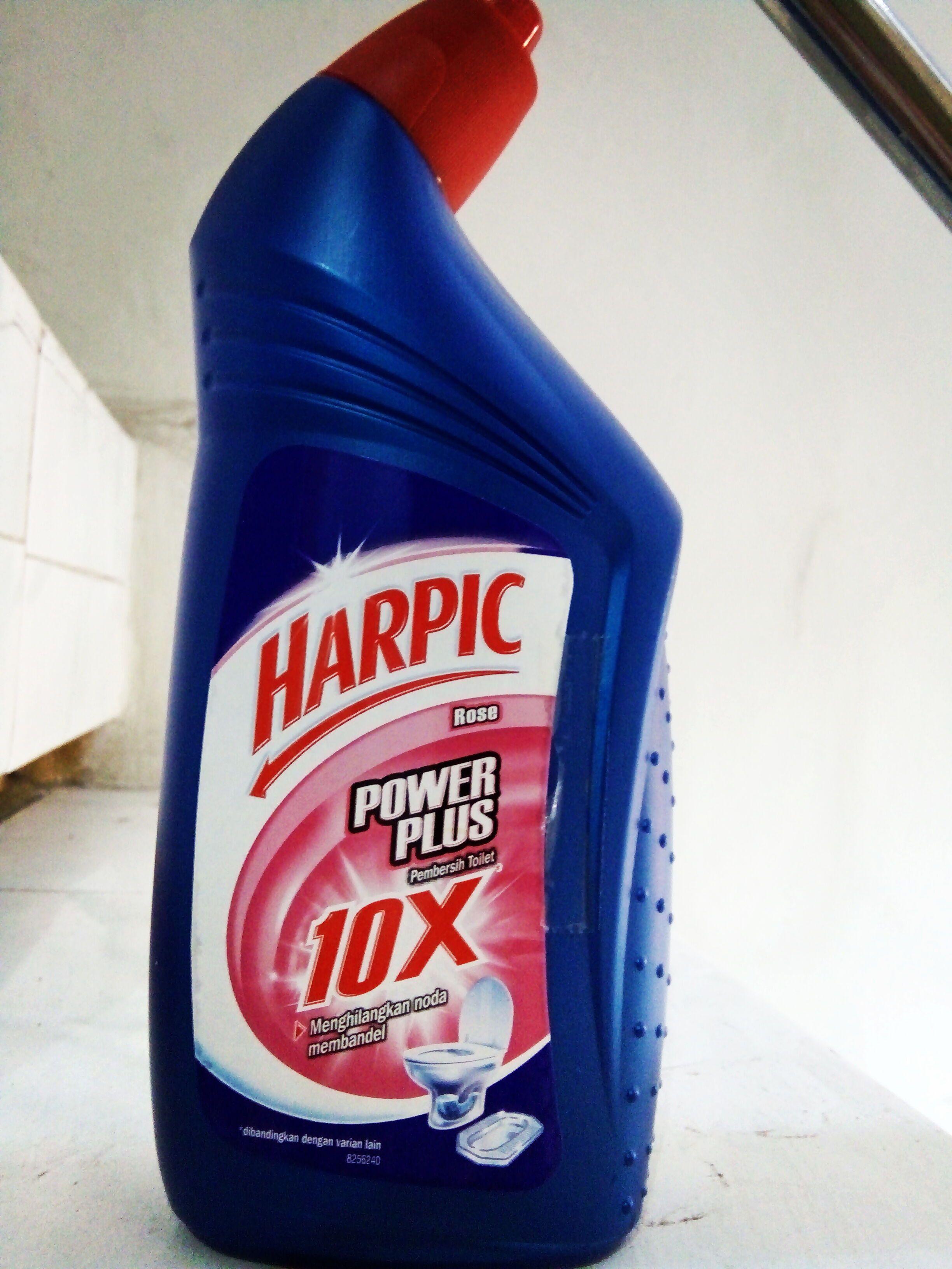 gambar review ke-4 untuk Harpic Power Plus - Rose