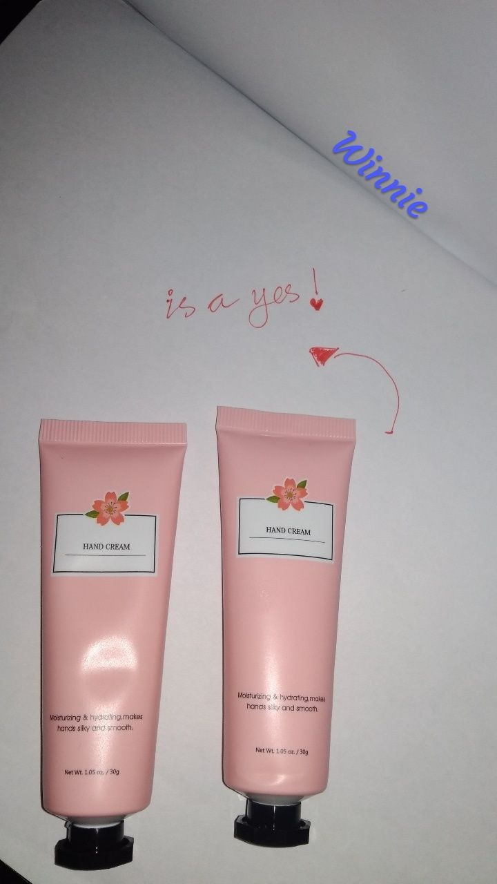 image review Miniso Hand Cream - Sakura