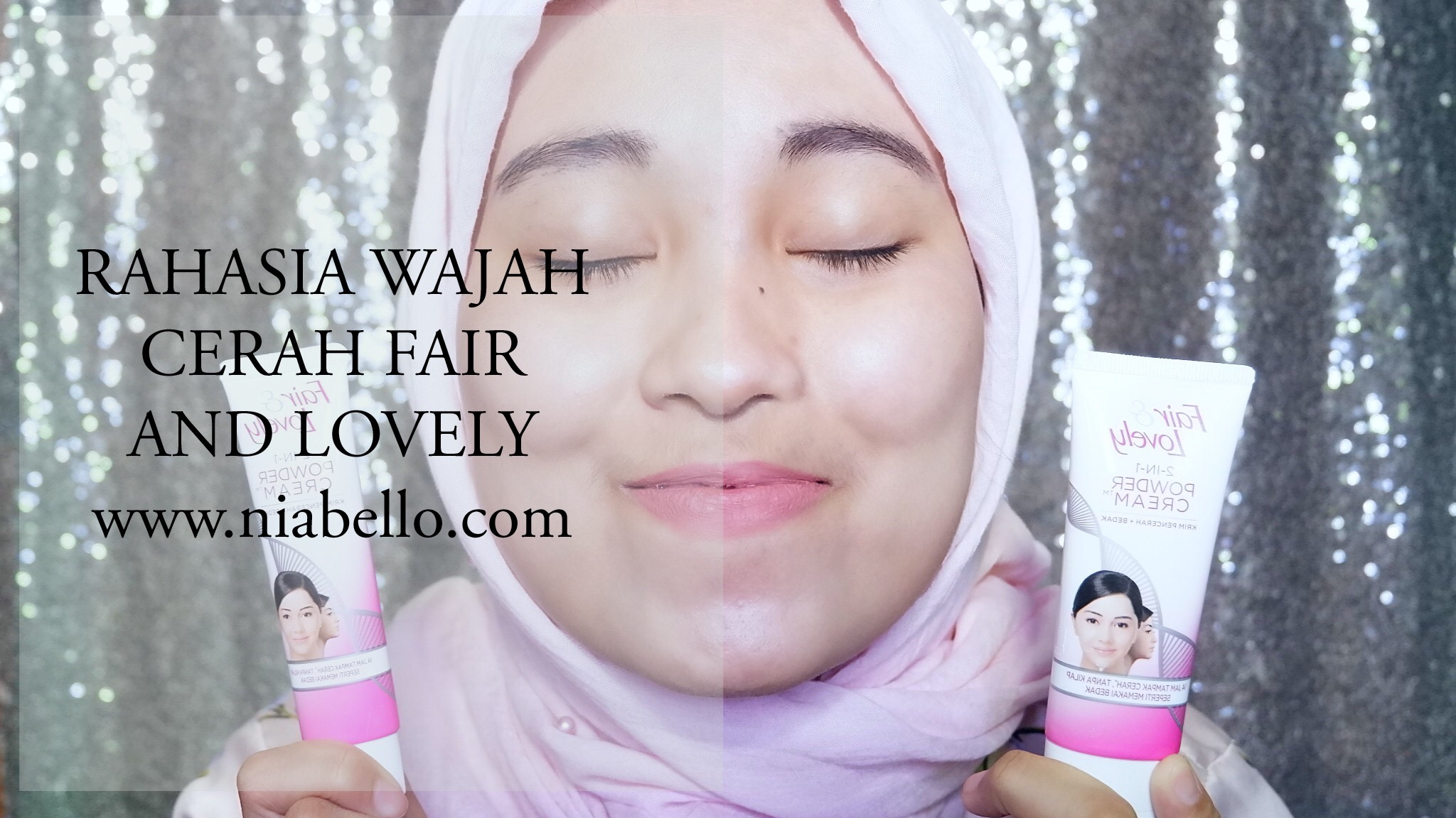 gambar review ke-10 untuk Fair & Lovely 2 in 1 Powder Cream