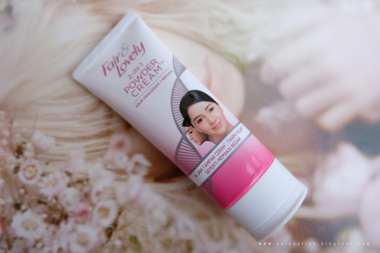 gambar review ke-9 untuk Fair & Lovely 2 in 1 Powder Cream