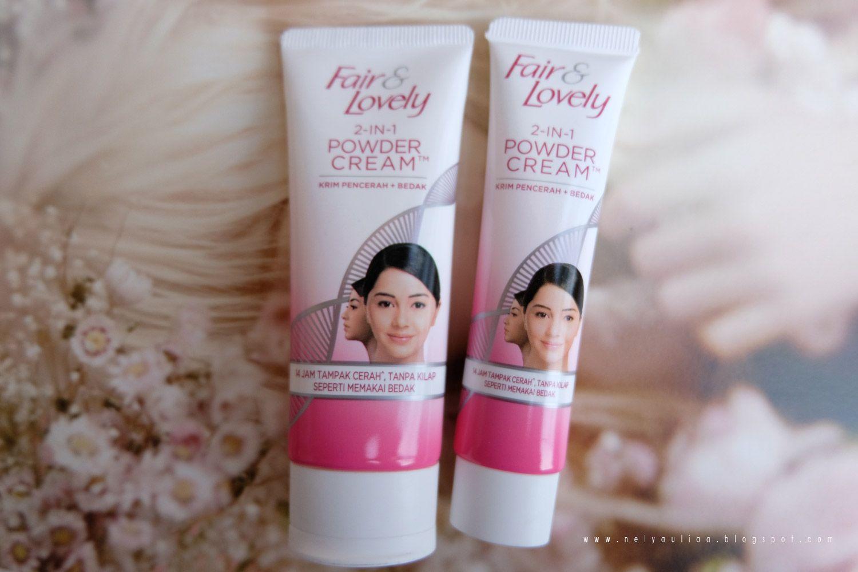 gambar review ke-12 untuk Fair & Lovely 2 in 1 Powder Cream