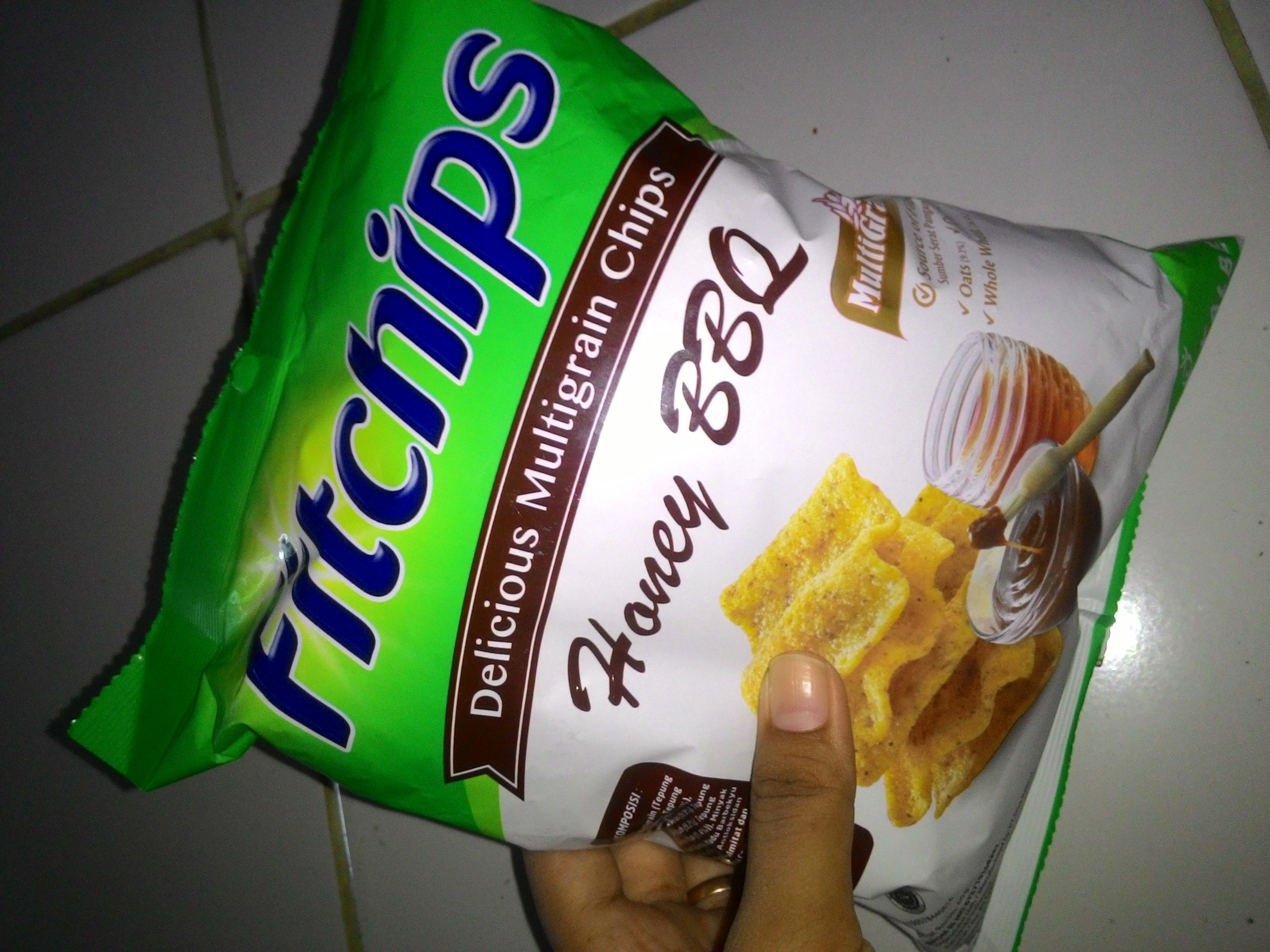 image review Fitchips Honey BBQ