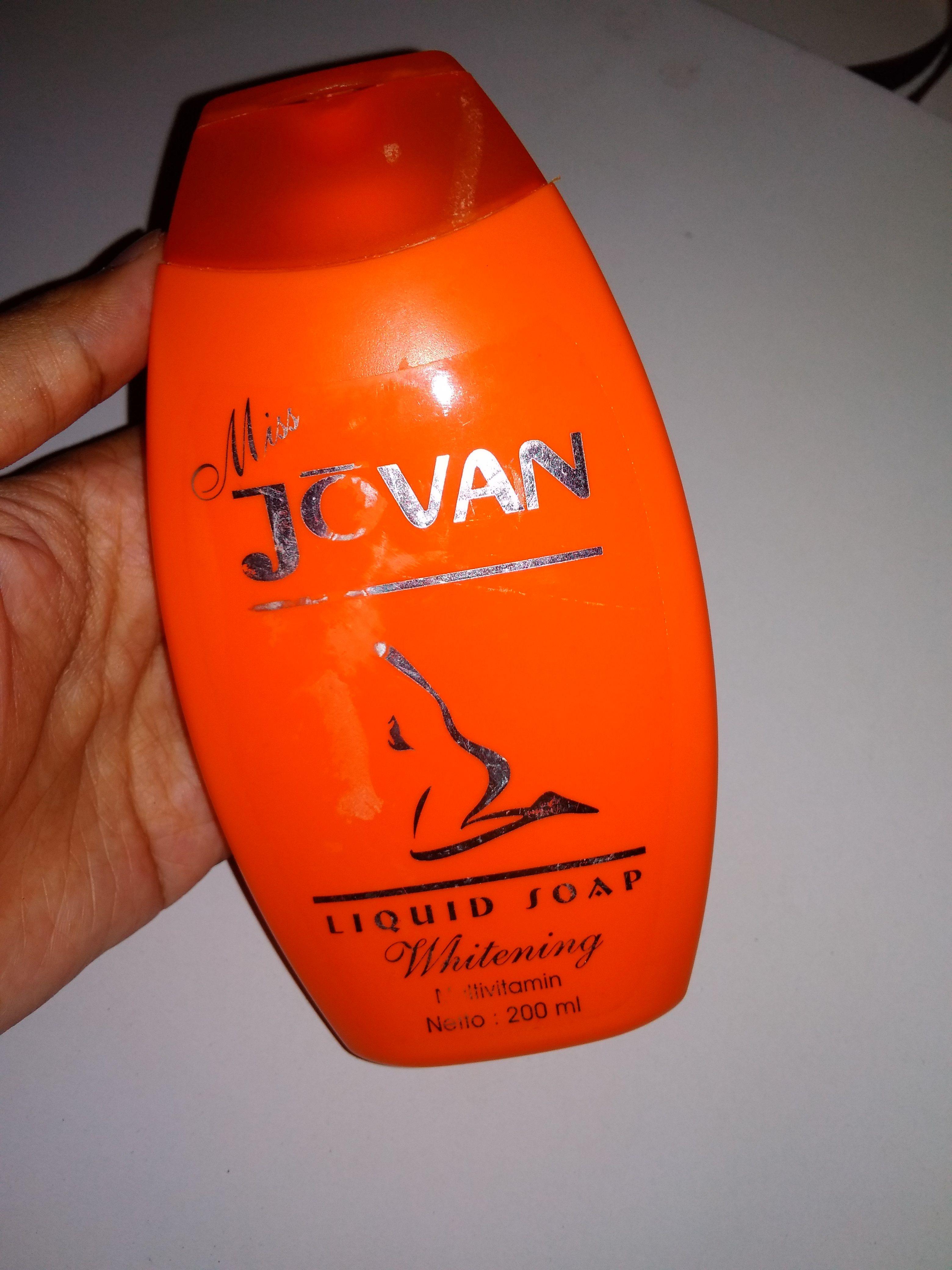 gambar review ke-1 untuk Miss Jovan Liquid Soap
