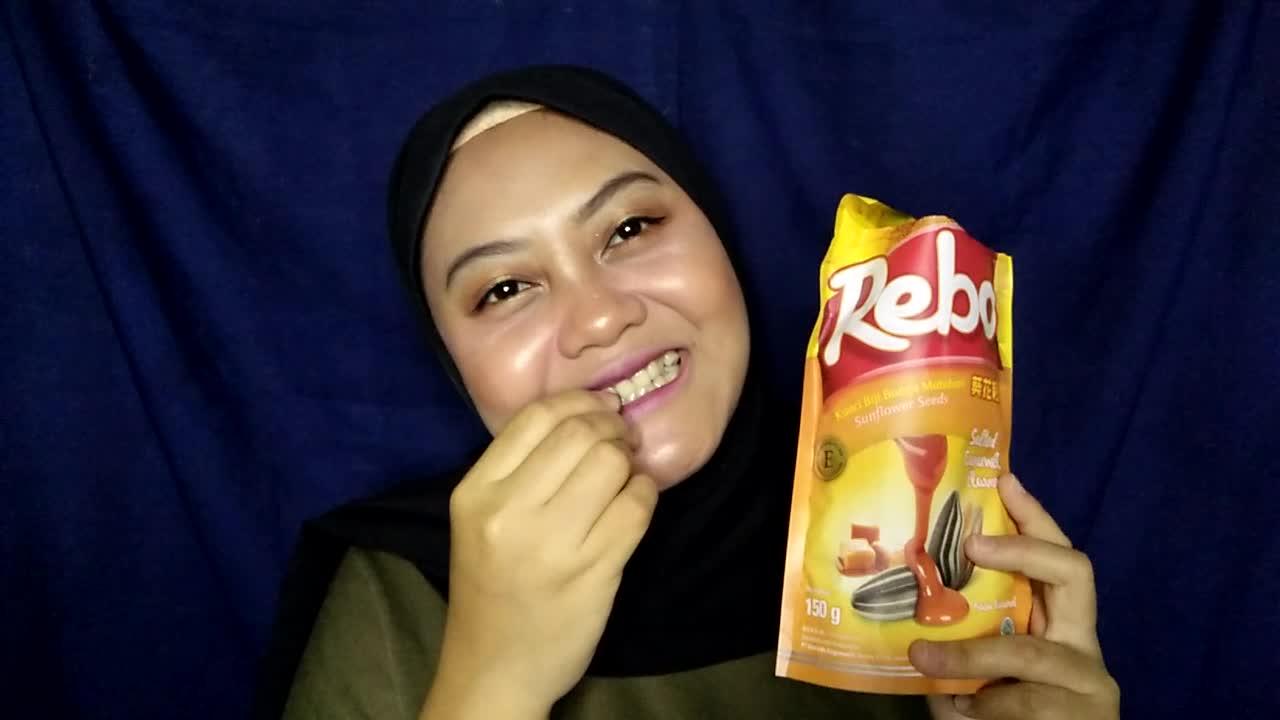 gambar review ke-4 untuk Kuaci Rebo - Caramel