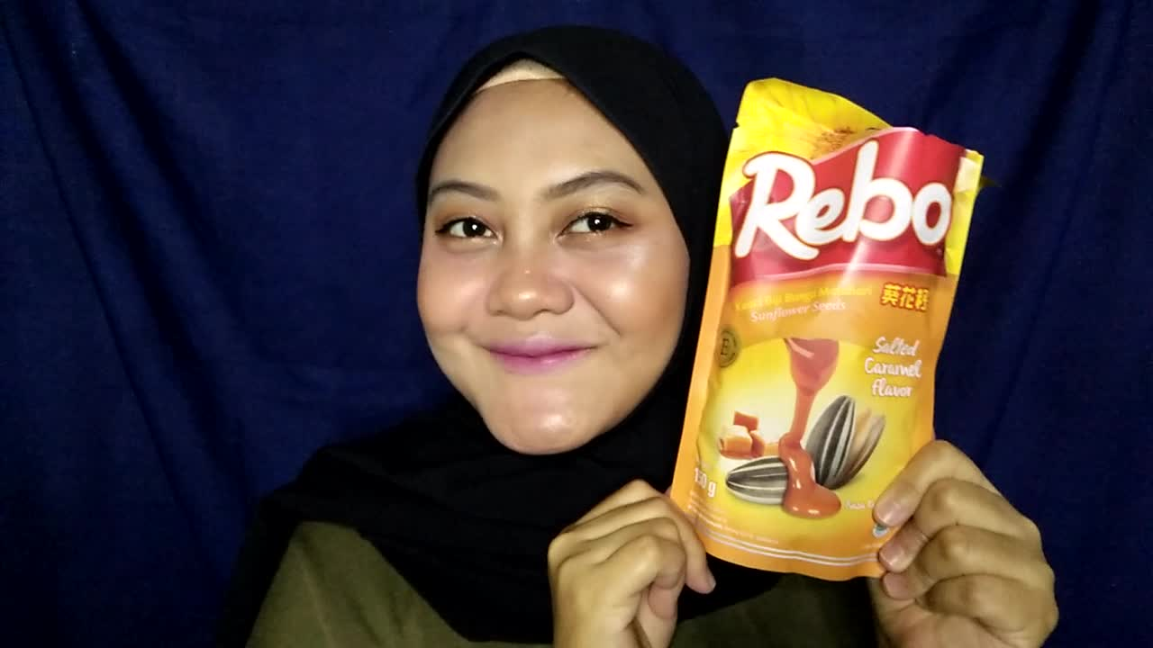gambar review ke-6 untuk Kuaci Rebo - Caramel