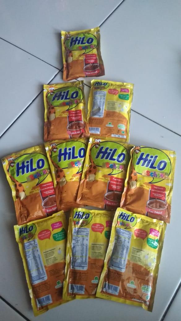 gambar review ke-6 untuk Hilo School Coklat