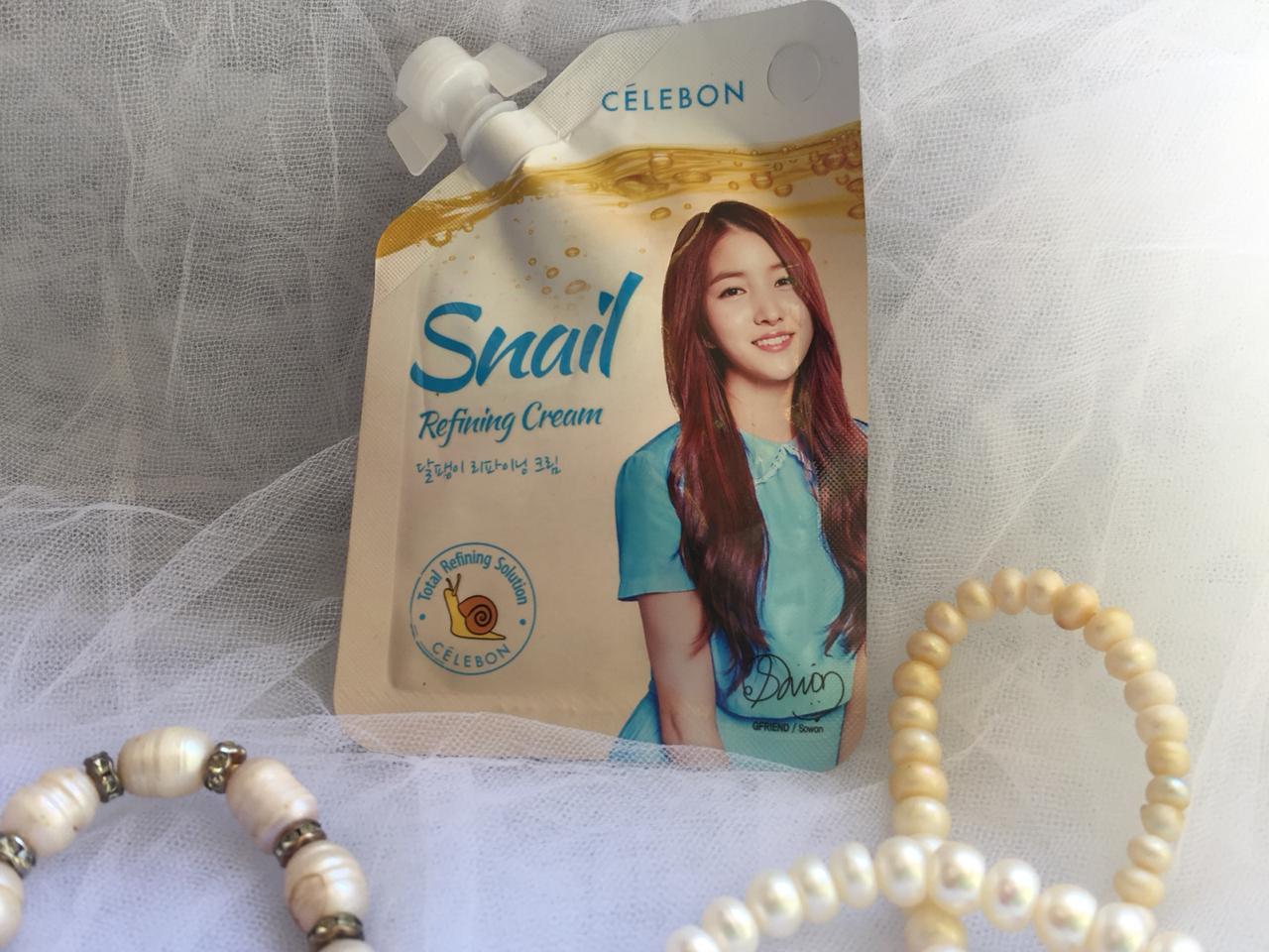 gambar review ke-1 untuk Celebon Snail Cream