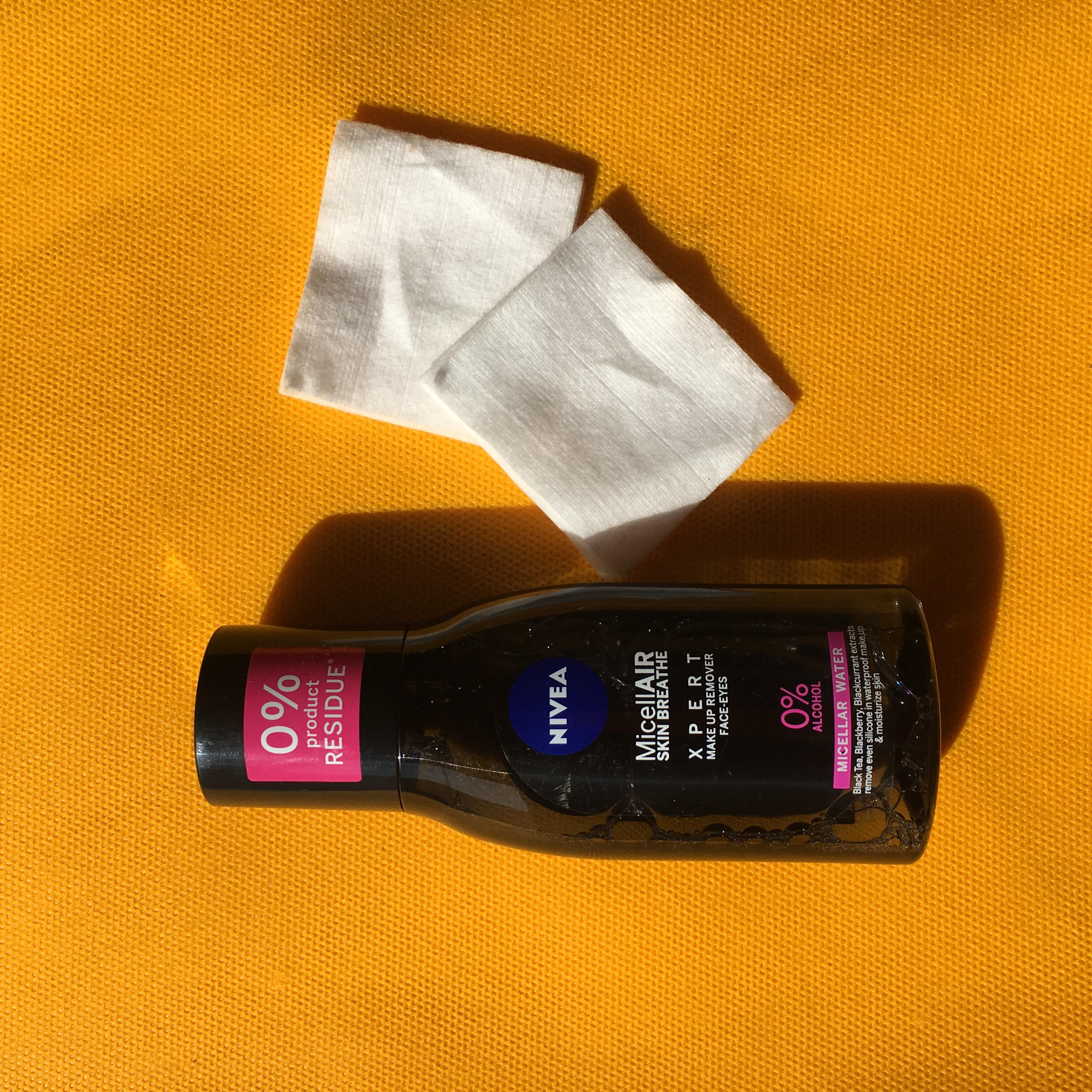 gambar review ke-3 untuk Nivea Micellair Black Xpert