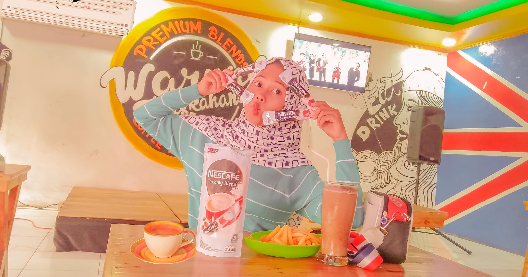 gambar review ke-5 untuk Nescafe Creamy Blend