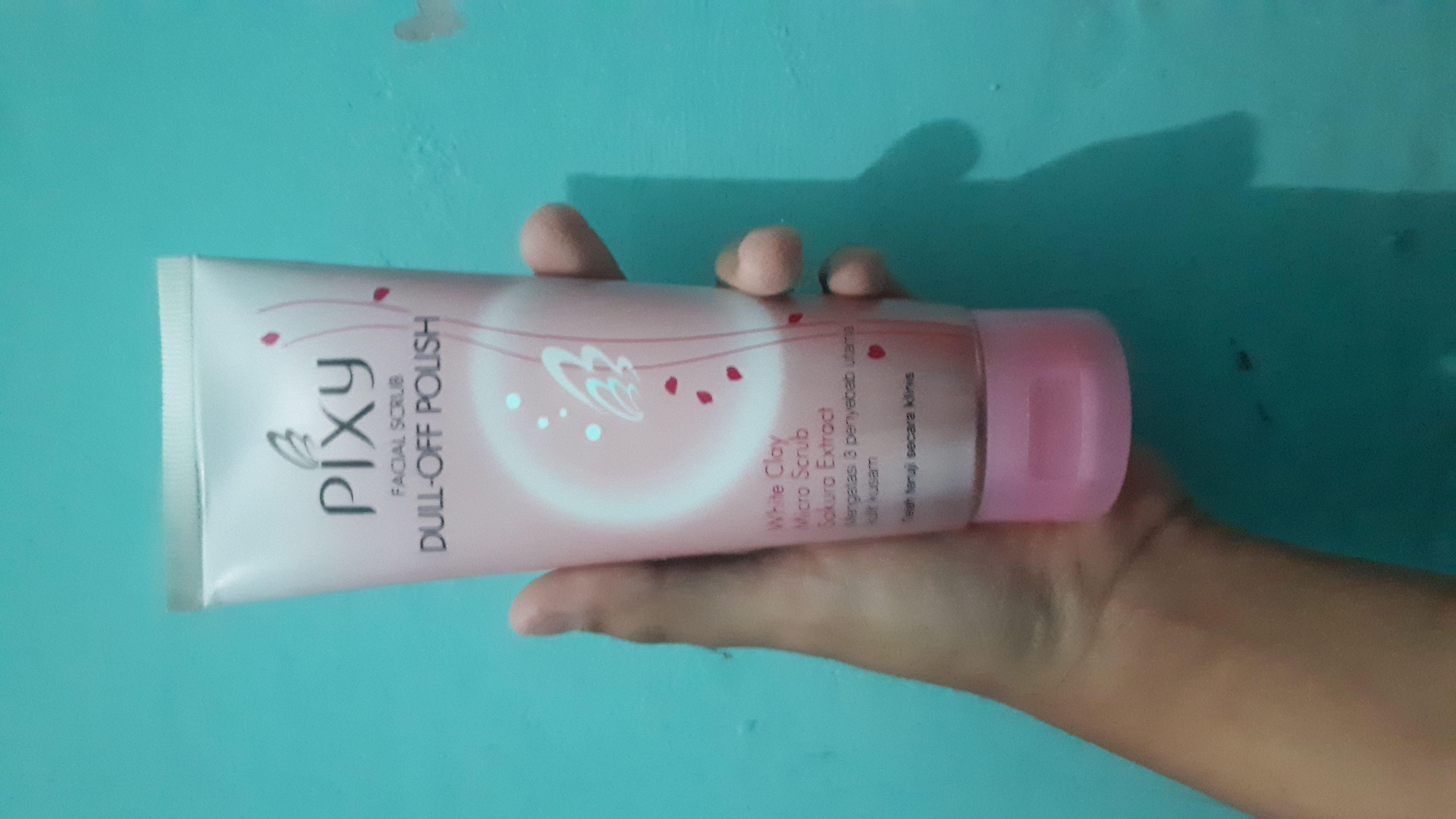 PIXY Facial Scrub Dull Off Polish