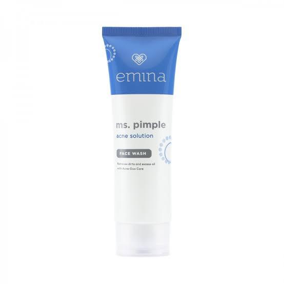 Emina Ms. Pimple Face Wash