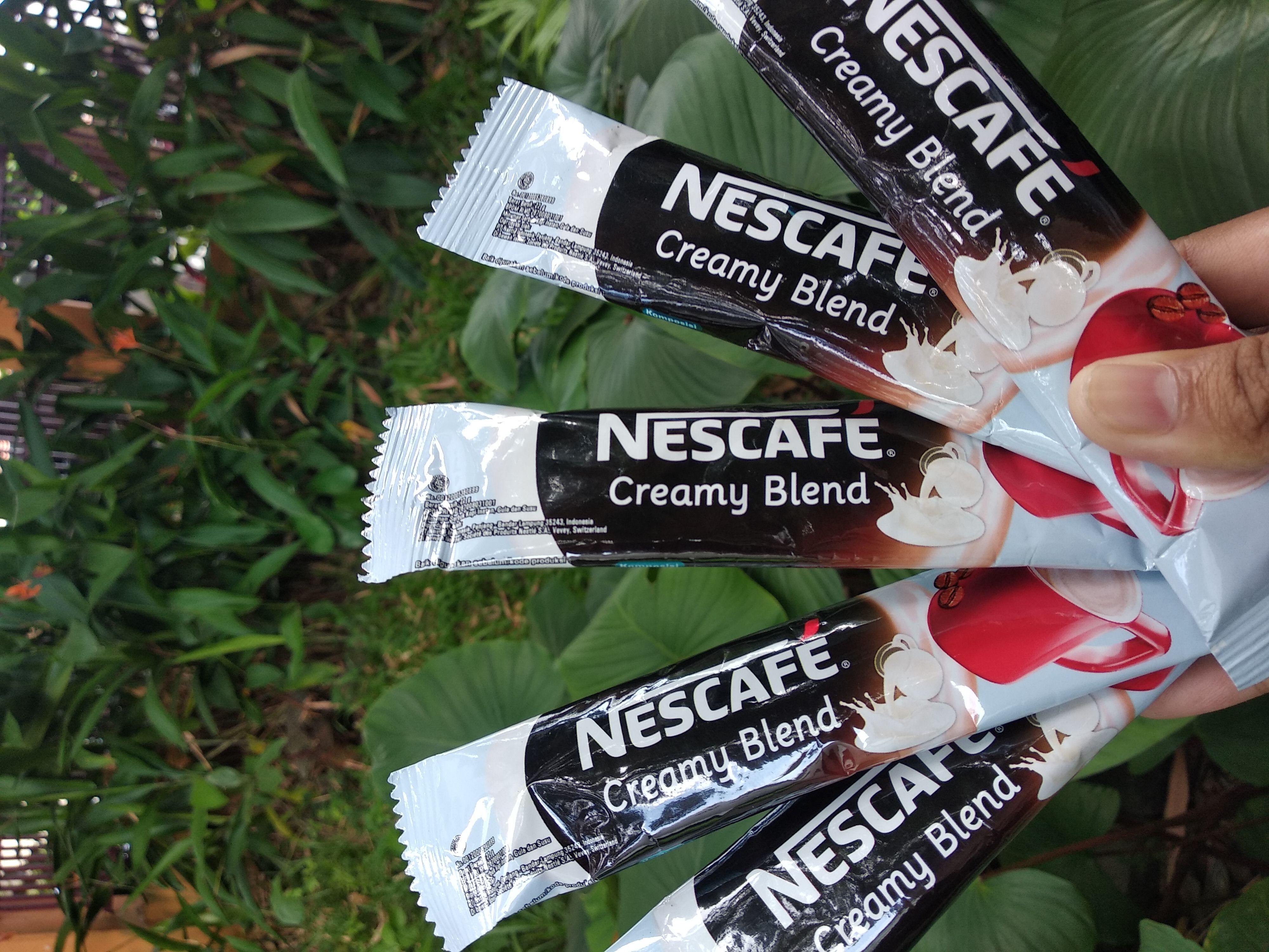 gambar review ke-2 untuk Nescafe Creamy Blend