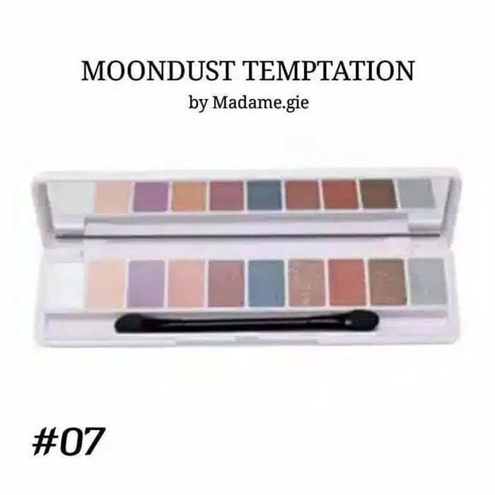 image review Madame Gie Eyeshadow Moondust Temptation