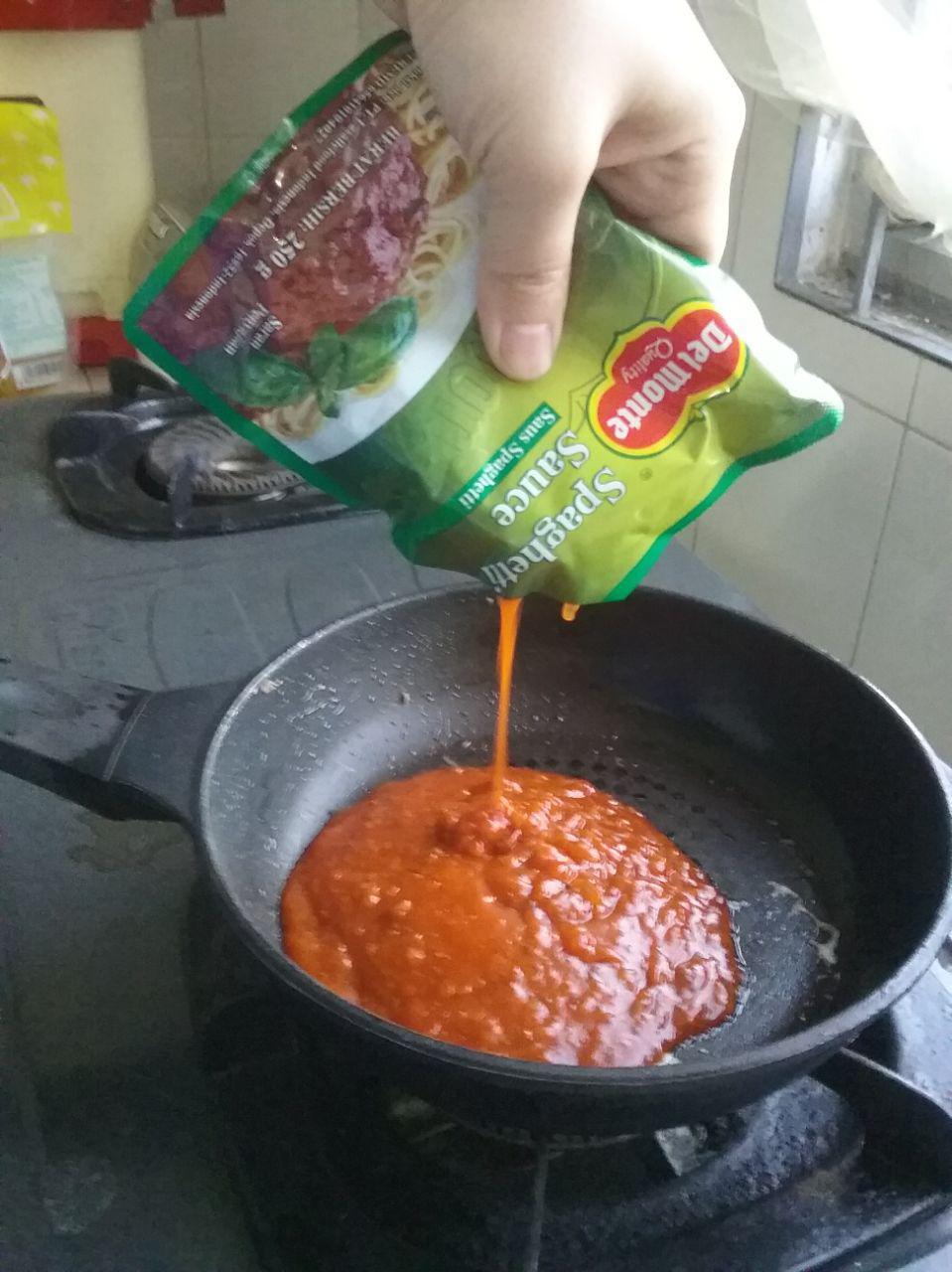 gambar review ke-4 untuk Del Monte Spaghetti Sauce