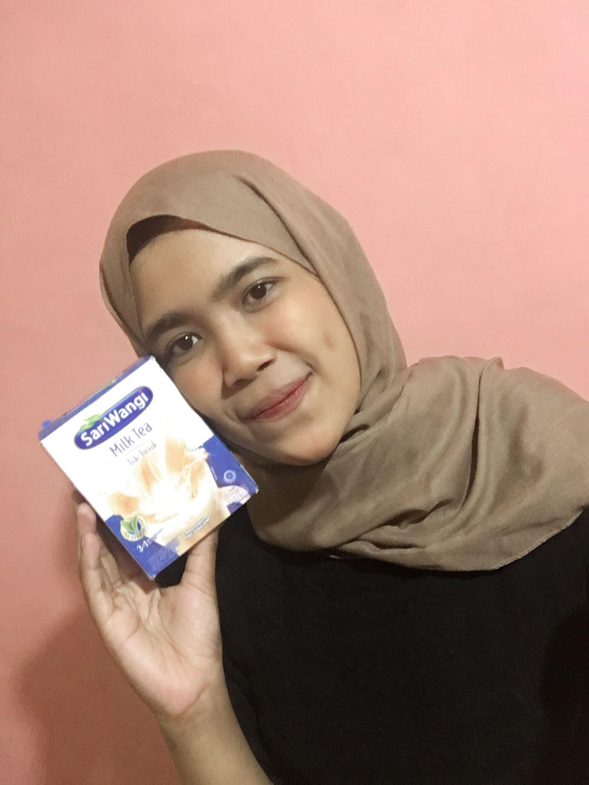 gambar review ke-1 untuk Sariwangi Milk Tea