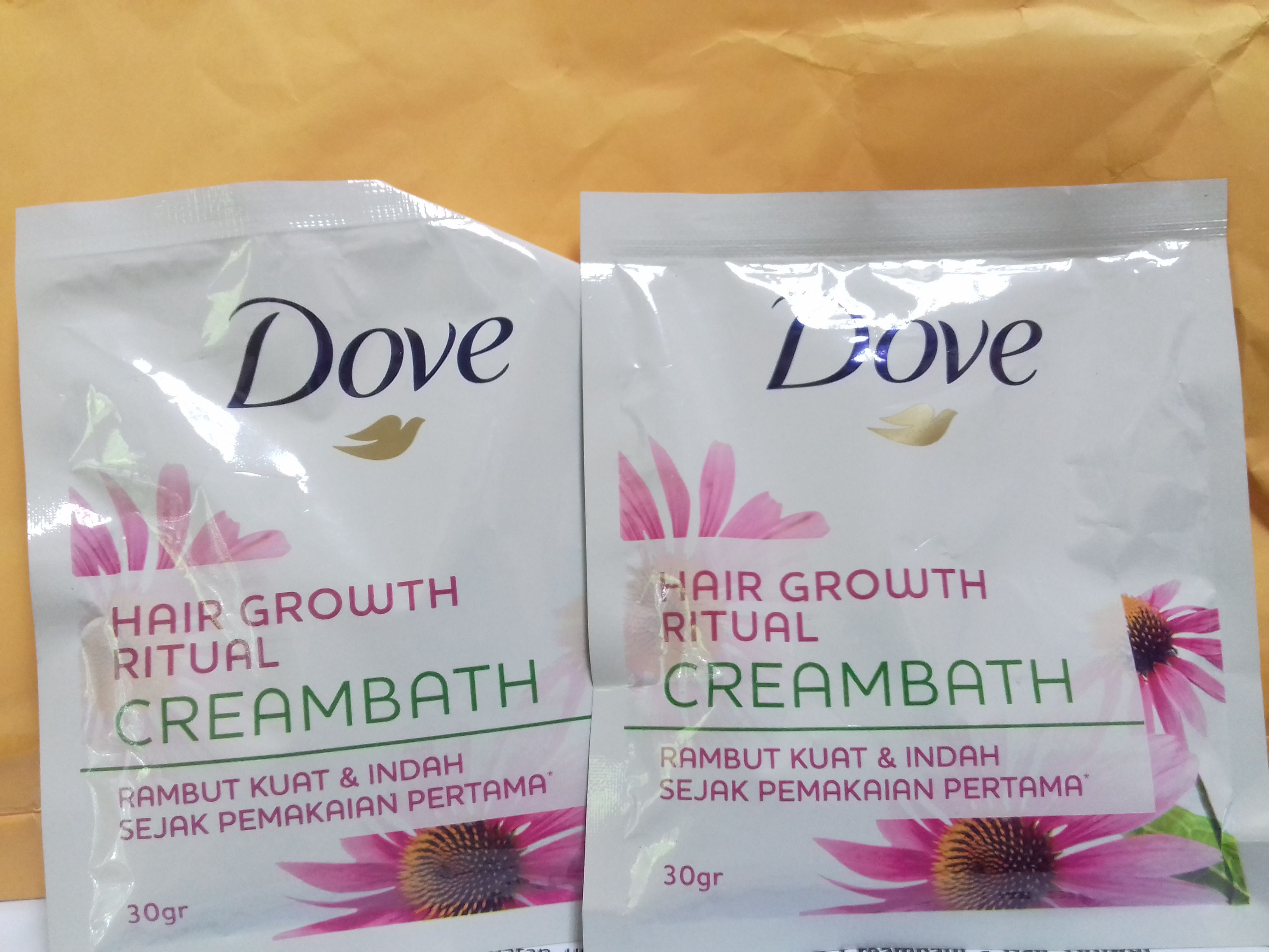 Dove Creambath - Hair Growth Ritual