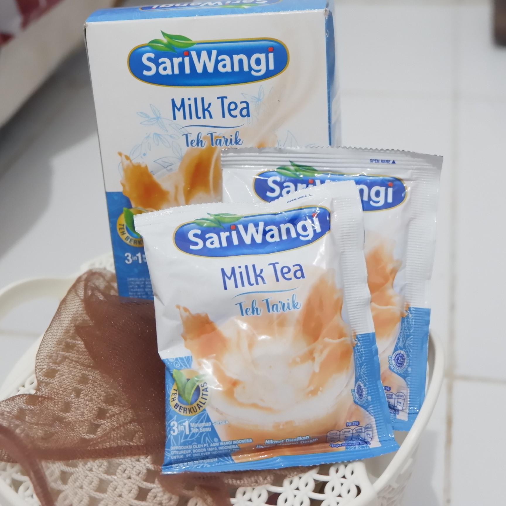 gambar review ke-3 untuk Sariwangi Milk Tea