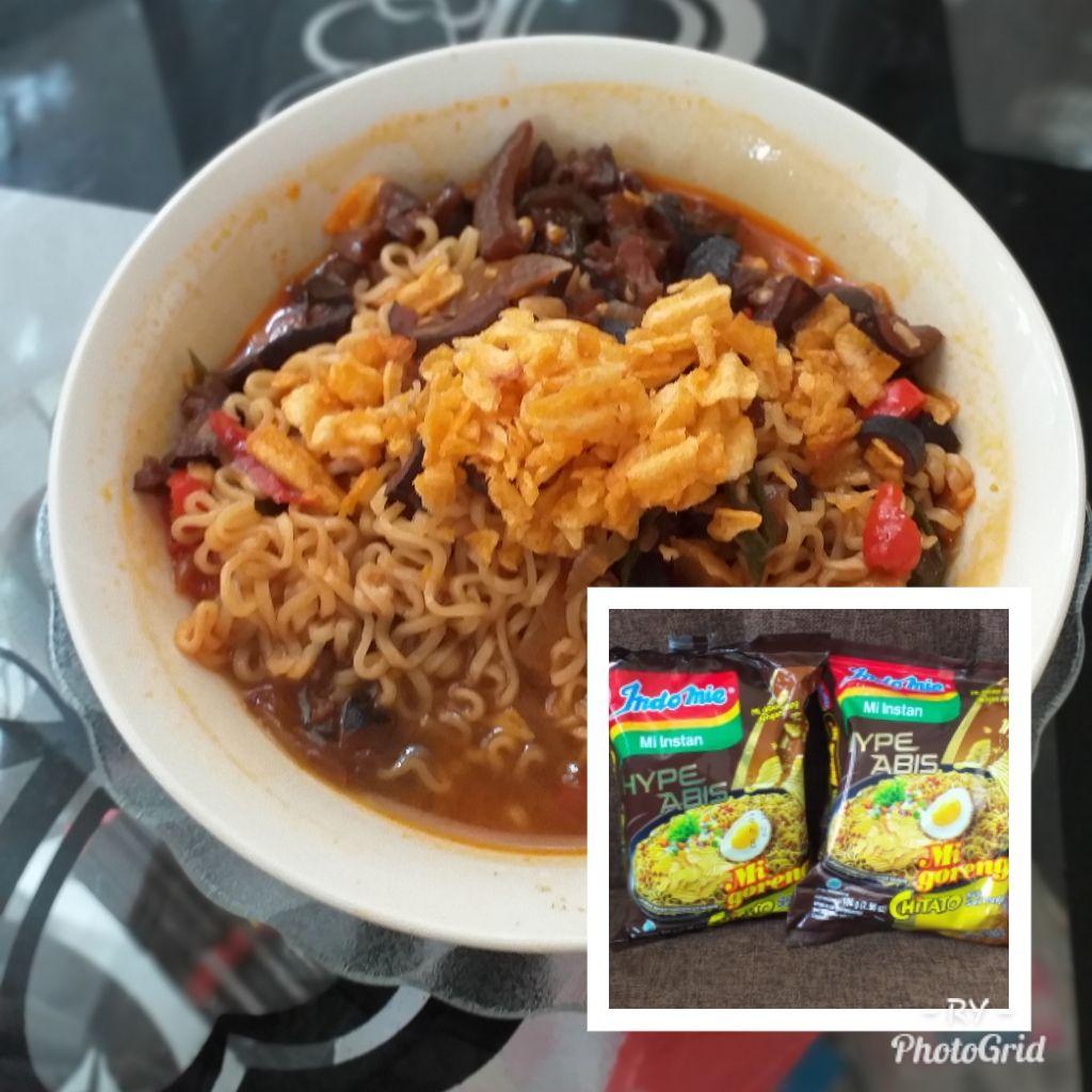 Indomie HypeAbis Chitato - Sapi Panggang