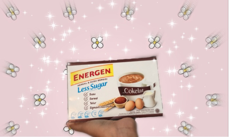 image review Energen Less Sugar