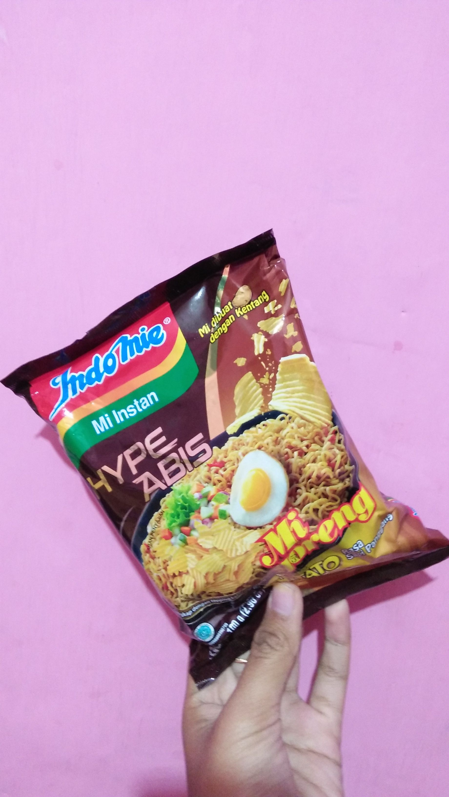 image review Indomie HypeAbis Chitato - Sapi Panggang