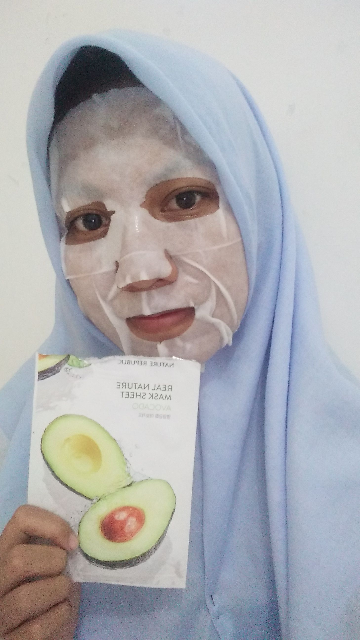 image review Nature Republic Mask