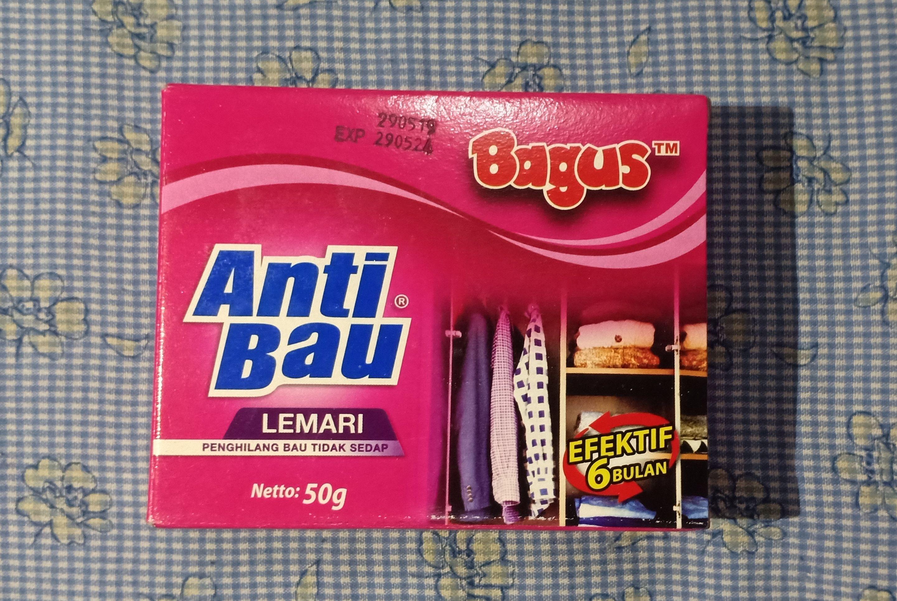 gambar review ke-1 untuk Bagus Anti Bau Lemari