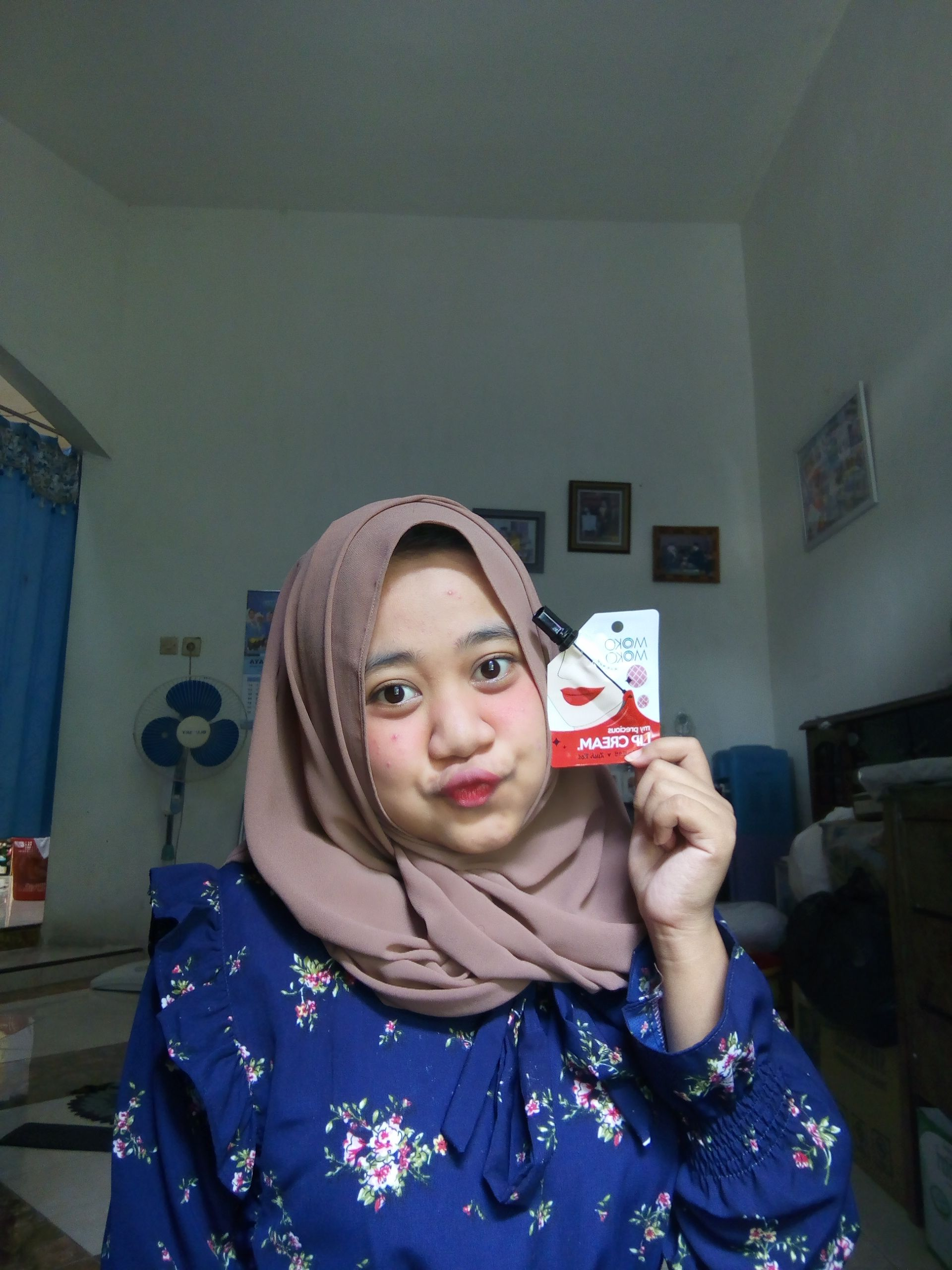 gambar review ke-1 untuk Moko Moko My Precious Lip Creme
