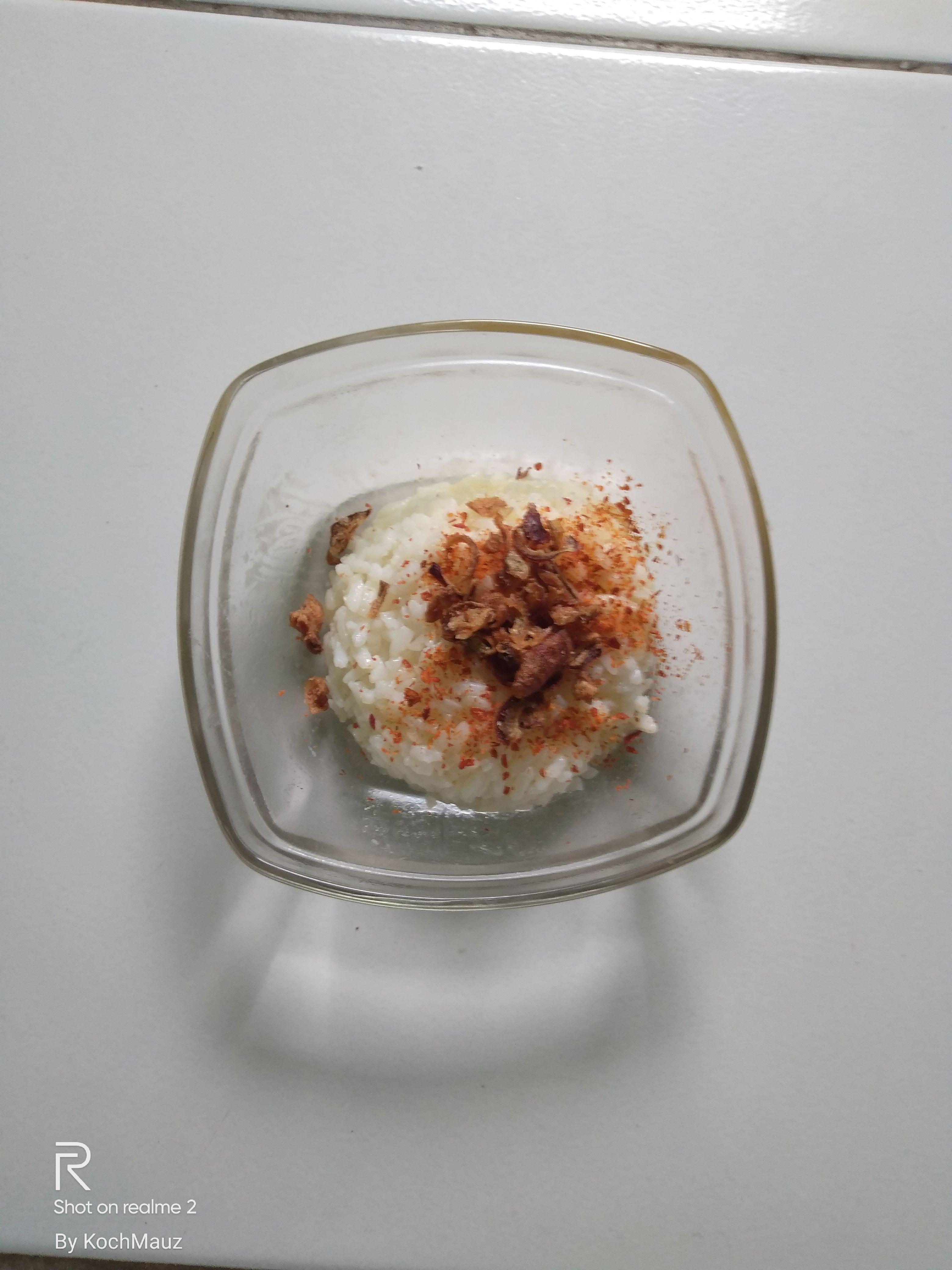 image review Blue Band Rice Mix Rasa Ayam & BBQ