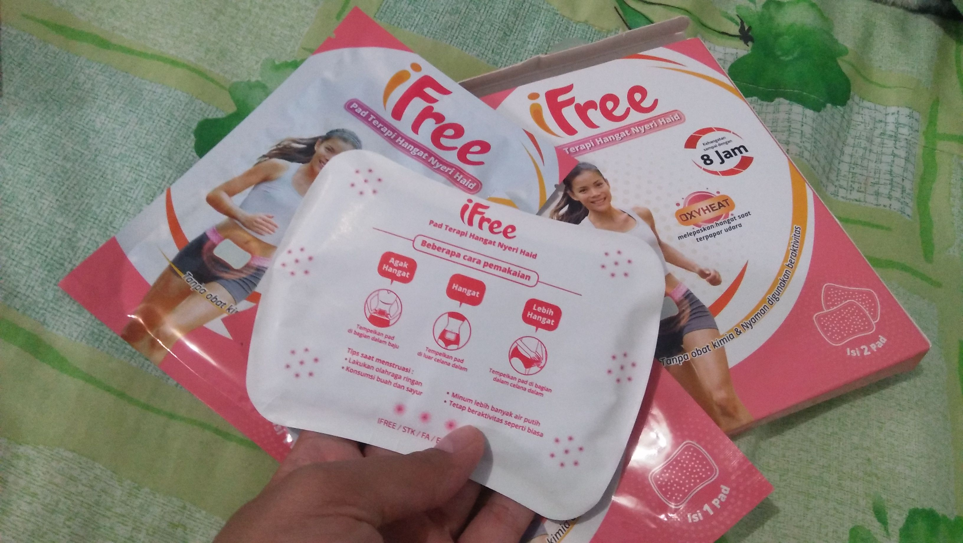 image review Ifree Pad