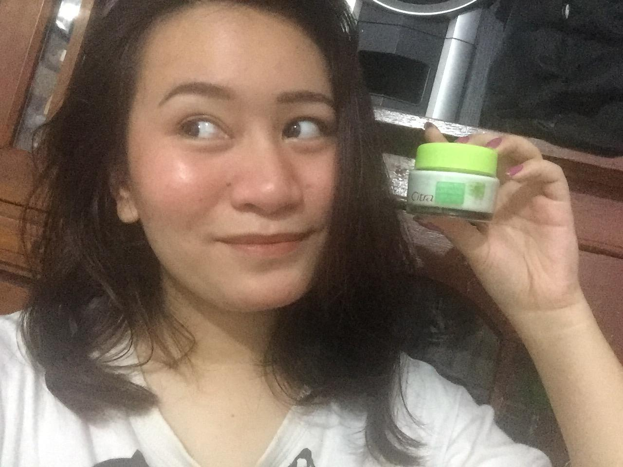 Citra Green Tea  Antiacne  Moisturizer