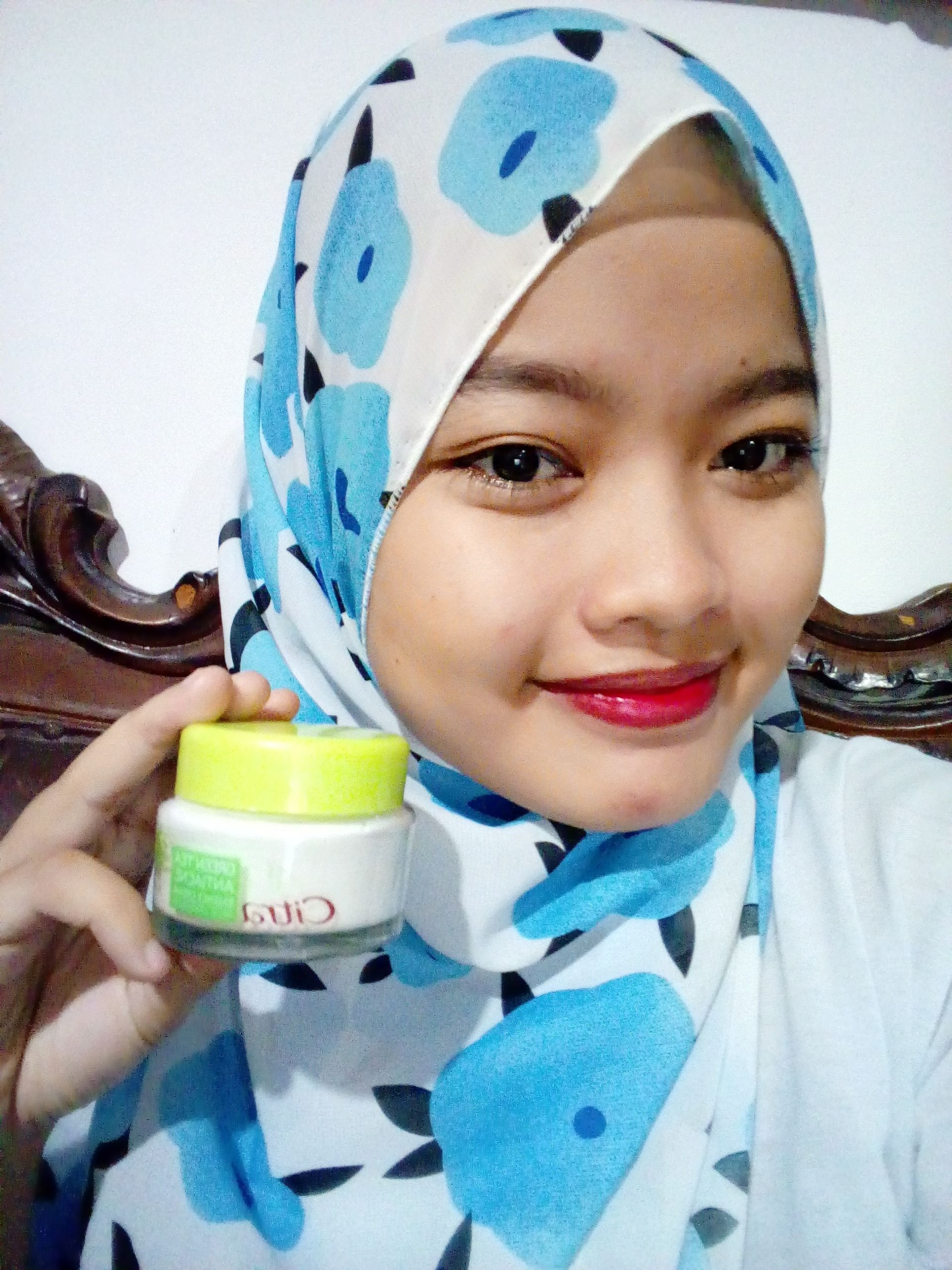 image review Citra Green Tea  Antiacne  Moisturizer