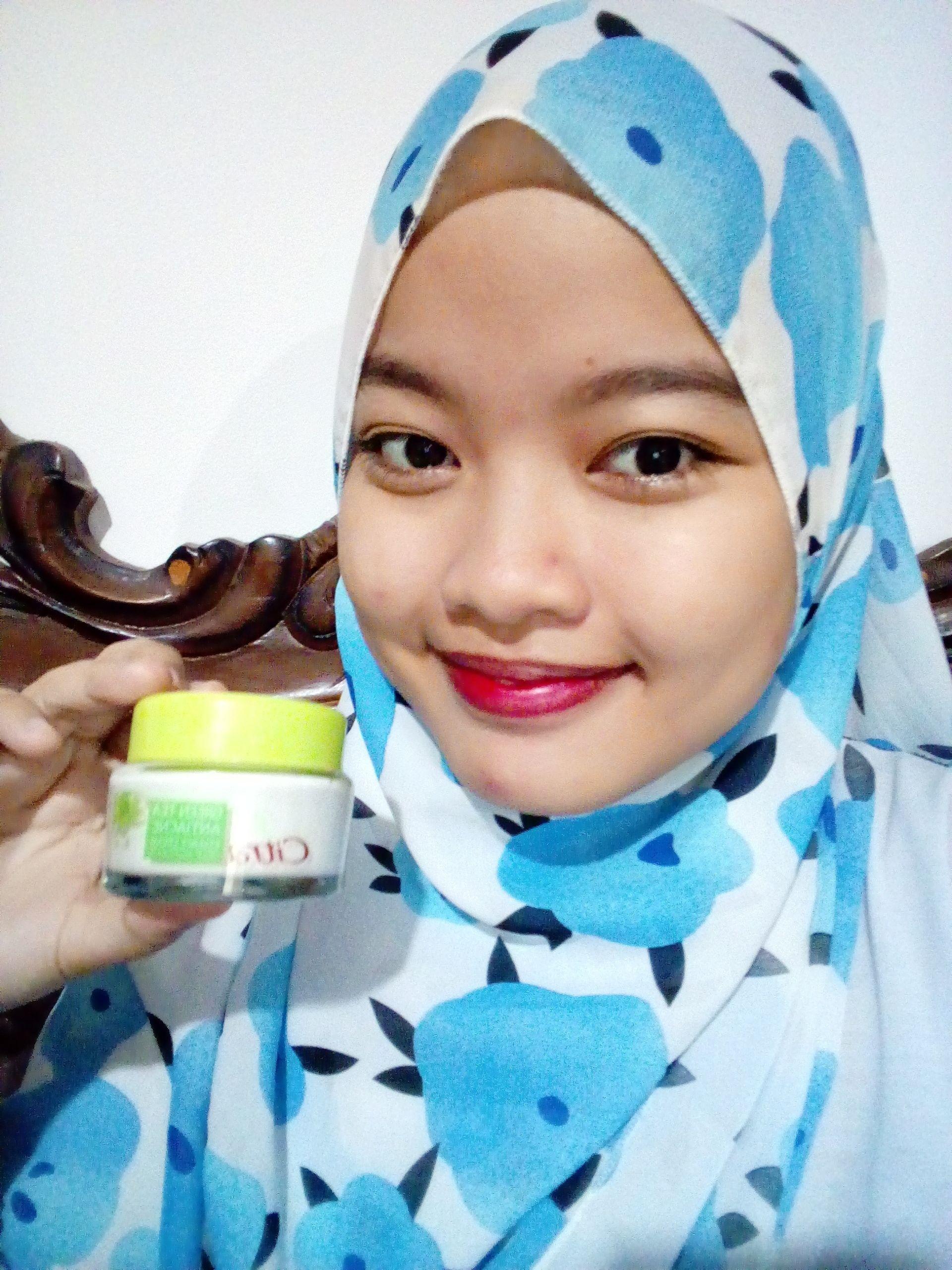 gambar review ke-2 untuk Citra Green Tea  Antiacne  Moisturizer