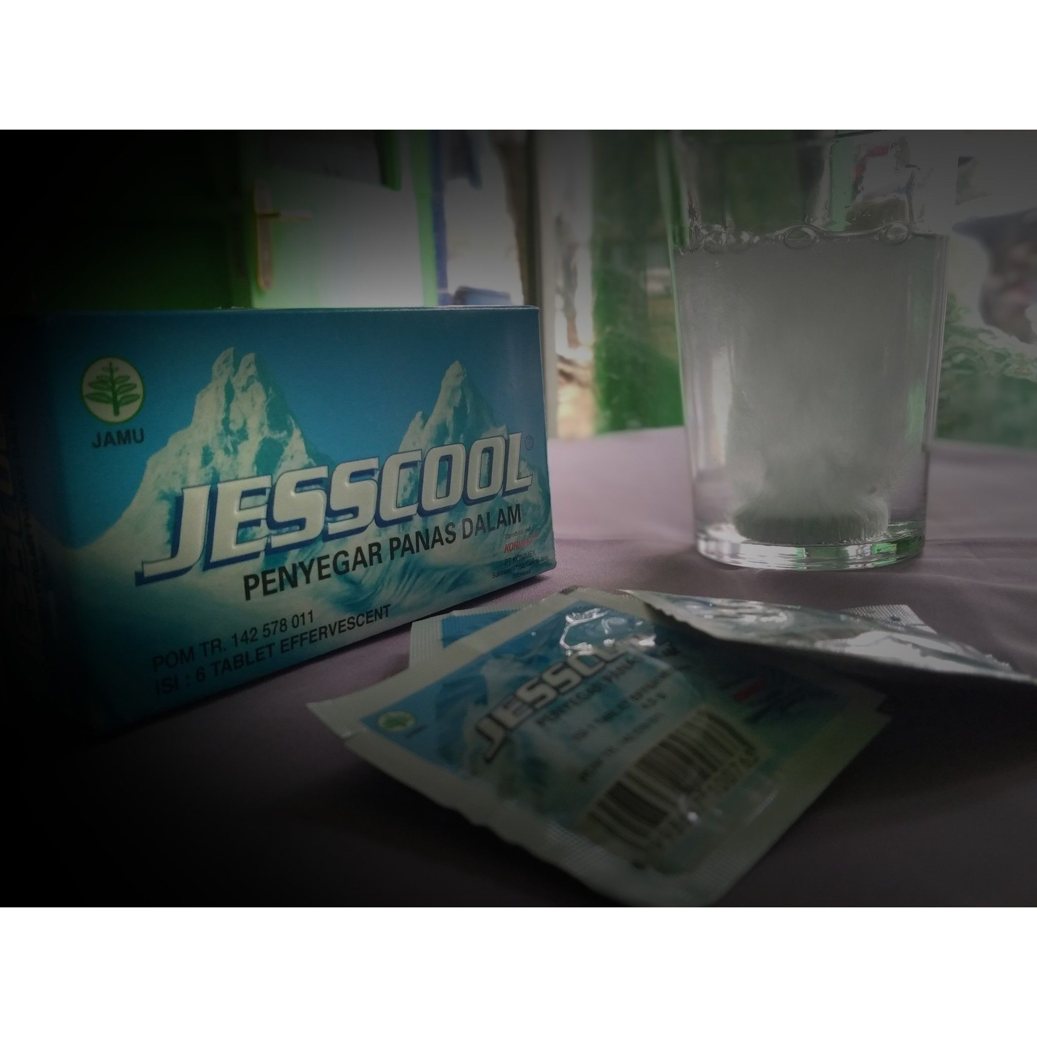 image review Jesscool Jeruk Nipis