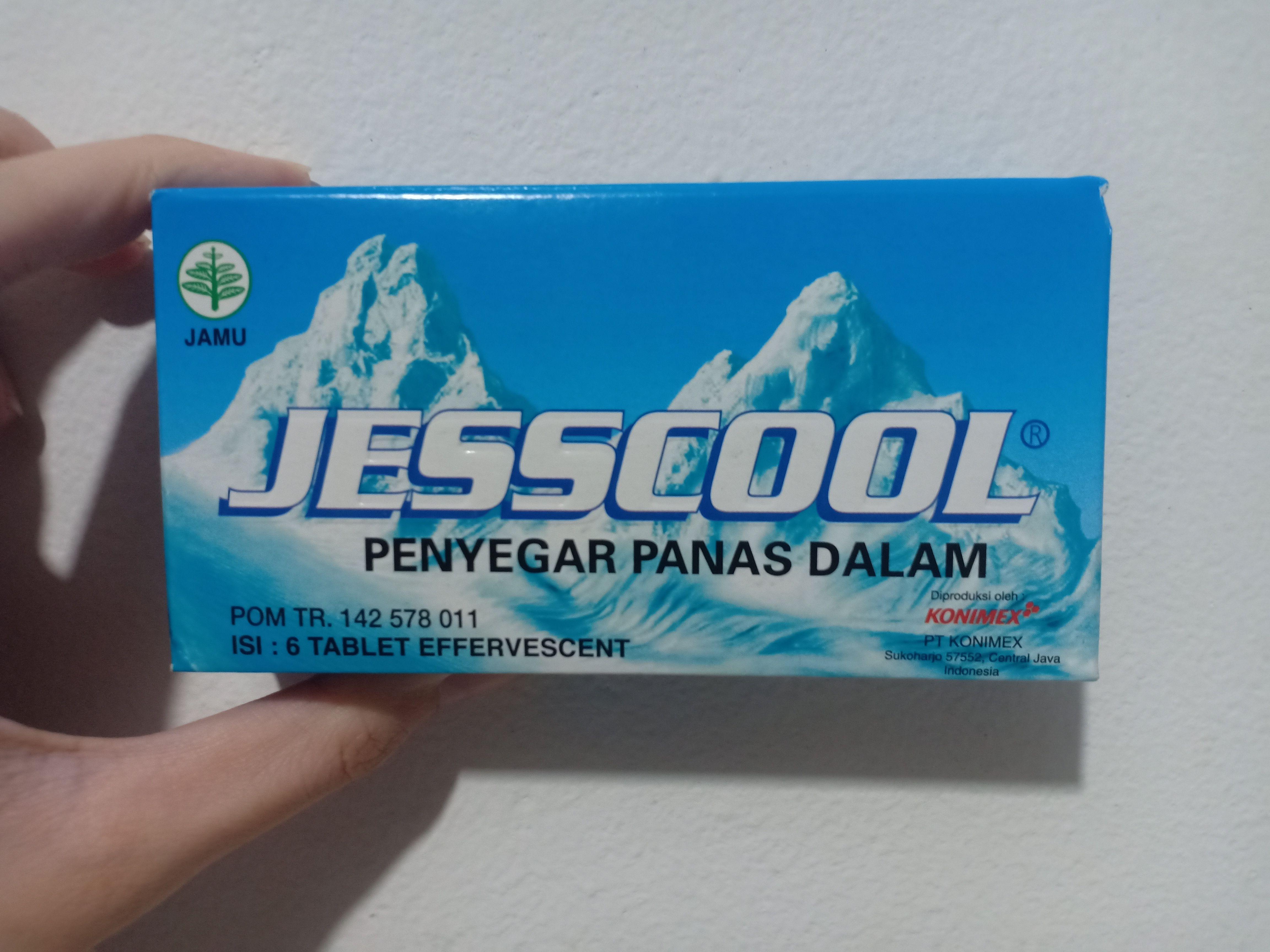 gambar review ke-2 untuk Jesscool Jeruk Nipis