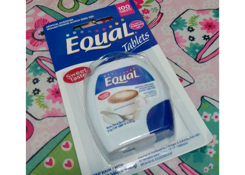 image review Equal Tablets Pemanis Buatan
