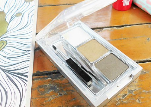 gambar review ke-1 untuk Wet n Wild Ultimate Brow Kit