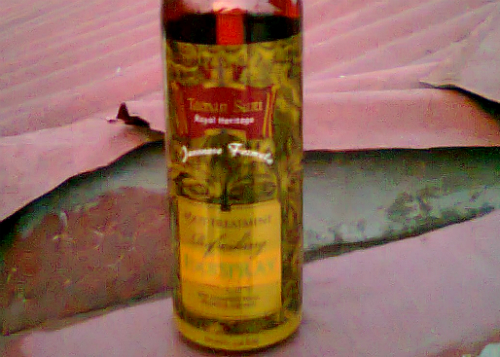 image review Taman Sari Royal Heritage Foot Spray