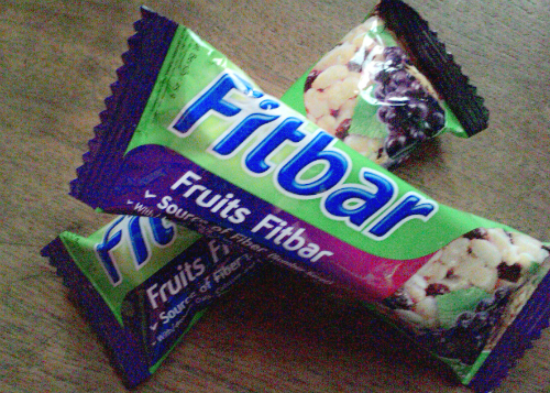 image review Fitbar Fruits