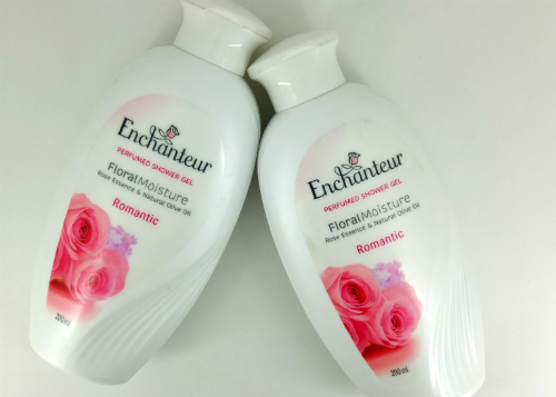 image review Enchanteur Perfumed Shower Gel Romantic