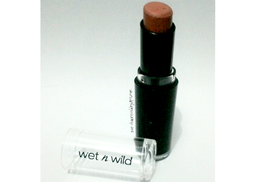 gambar review ke-1 untuk Wet n Wild Megalast Lip Color Bare It All