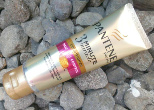 image review Pantene Conditioner 3 Minutes Miracle Quantum Hair Fall Control