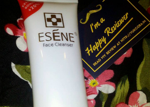 image review Esene Face Cleanser