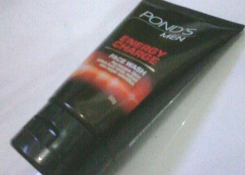 image review Pond's Men Energy Charge