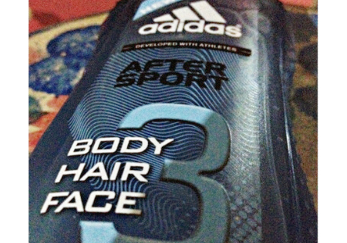 image review Adidas After Sport Body Hair Face