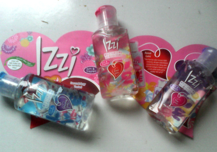 image review Izzi Moisturizing Gel Cologne