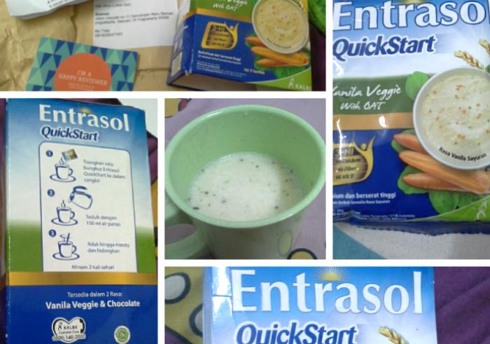 gambar review ke-1 untuk Entrasol Quickstart Vanilla Veggie