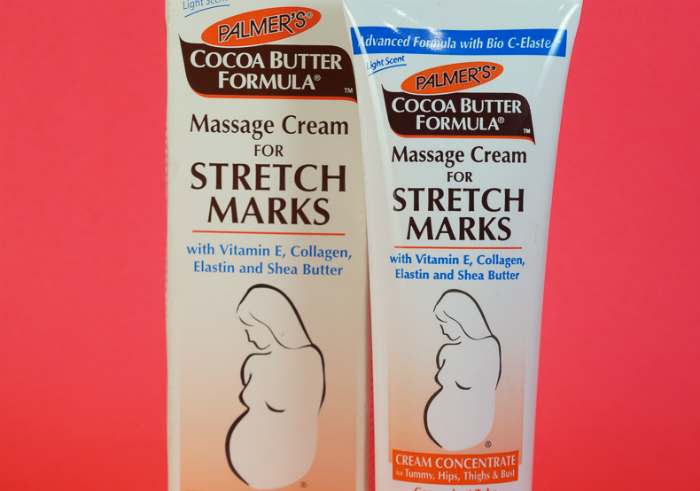 gambar review ke-1 untuk Palmer's Cocoa Butter Formula Massage Cream