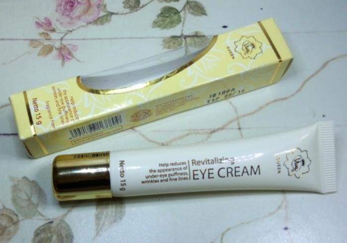 gambar review ke-1 untuk Viva Revitalizing Eye Cream