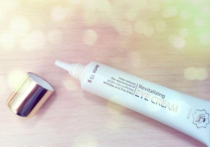 image review Viva Revitalizing Eye Cream